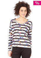 VOLCOM Womens V.Co Loves L/S T-Shirt white