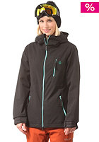 VOLCOM Womens Velocity Jacket black