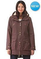VOLCOM Womens Walk On By Parka mocha