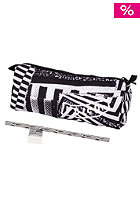 VOLCOM Yae SchooL Pencil Case white/black