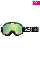 VONZIPPER Beefy Black Gloss quasar chrome