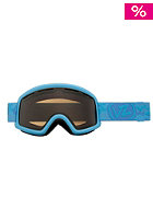 VONZIPPER Beefy blue Satin bronze