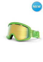 VONZIPPER Beefy brainblast lime/gold chrome