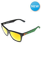 Booker Sunglasses party animals lime/lunar chrome