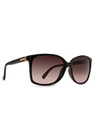 VONZIPPER Castaway Sunglasses black crystal/brown gradient 