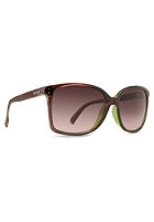 VONZIPPER Castaway Sunglasses tortoise satin/brown gradient