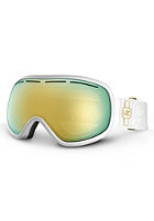 VONZIPPER Chakra White Gloss gold chrome