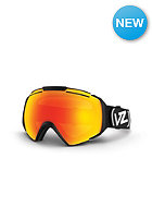 VONZIPPER El Kabong black satin/FIRE CHROME