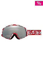 VONZIPPER EL Kabong Flake Red black chrome