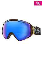 VONZIPPER El Kabong Gnargyle Brown Satin Goggle sky chrome