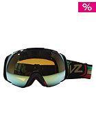 VONZIPPER EL Kabong Vibrations gold chrome