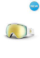 VONZIPPER El Kabong white gloss/gold chrome