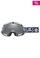 VONZIPPER Feenom Kush Flake Navy black chrome
