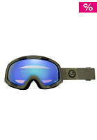 VONZIPPER Feenom Olive Satin quasar chrome