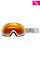 VONZIPPER Feenom White Satin fire chrome