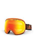 VONZIPPER Fishbowl Blaze Goggle orange satin / fire chrome