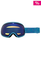 VONZIPPER Fishbowl Blue Satin astro chrome