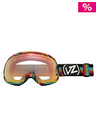 VONZIPPER Fishbowl Double Rainbow fire chrome