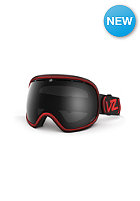 VONZIPPER Fishbowl mindglo red/black chrome