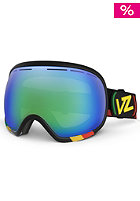 VONZIPPER Fishbowl Vibrations Goggle quasar chrome
