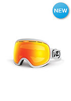 VONZIPPER Fishbowl white satin/fire chrome