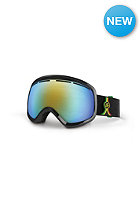 VONZIPPER Skylab black gloss/locust chrome