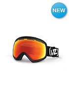 VONZIPPER Skylab black satin/fire chrome
