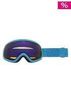 VONZIPPER Skylab Blue Satin astro chrome