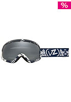 VONZIPPER Skylab Kush Flake Navy black chrome