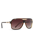 VONZIPPER Stache Sunglasses trans tortoise/grey orange gra 