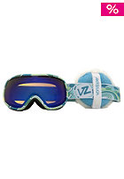 VONZIPPER Womens Chakra B4bc Blue Green astro chrome