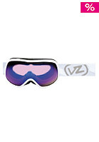 VONZIPPER Womens Chakra White Gloss astro chrome