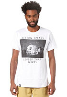 WEMOTO Action S/S T-Shirt white