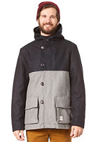 WEMOTO Banks Jacket darknavy / Frost Grey