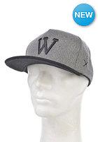 WEMOTO Classic Snapback Cap black/heather