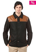 WEMOTO Gibson Jacket black/brandy