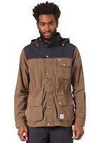 WEMOTO Gus Jacket navyblue / teak