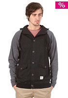 WEMOTO Hunter Hooded Sweat charcoal