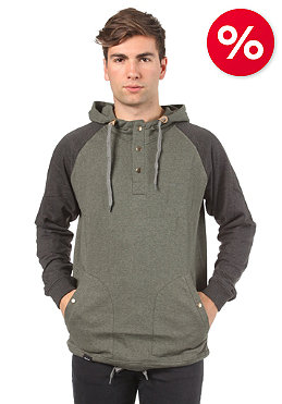 WEMOTO Parker Hooded Sweat olive melange