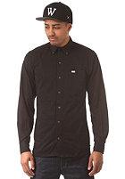 WEMOTO Shaw L/S Shirt black