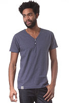 WEMOTO Smith S/S T-Shirt navyblue mel
