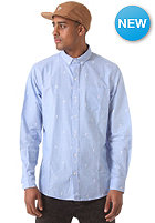 WEMOTO Tropica L/S Shirt lightblue