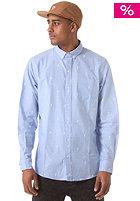 WEMOTO Tropica L/S Shirt lightblue