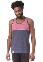 WEMOTO Vice Tank Top red/white