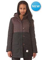 WEMOTO Womens Ada Jacket fudge/black