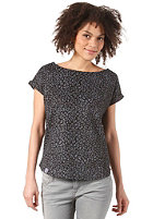 WEMOTO Womens Cat Top black