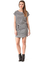 WEMOTO Womens Kano Dress white nep/black nep