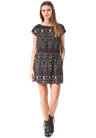 WEMOTO Womens Milo Dress black/whisper white