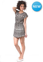 WEMOTO Womens Morris Dress sand/black print