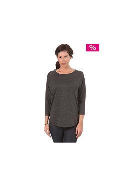 WEMOTO Womens Shane T-Shirt black melange